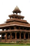 Abandoned temple in Fatehpur Sikri complex, India Royalty Free Stock Image