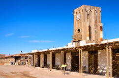 Abandoned Town Square Stock Photos