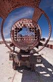 Abandoned Train Royalty Free Stock Image