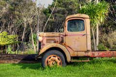 Abandoned Truck Stock Images