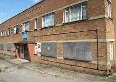 Abandoned units Stock Photos