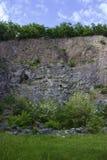 Abandoned vaggar minen Arkivbilder