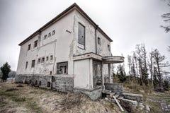 Abandoned villa Royalty Free Stock Photography