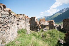 Abandoned village Royalty Free Stock Image