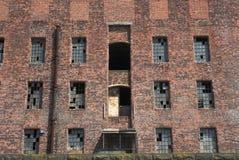 Abandoned Warehouse Stock Photography