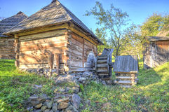 Abandoned water mill Royalty Free Stock Photo