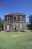 Abandoned wooden farm house Stock Photography