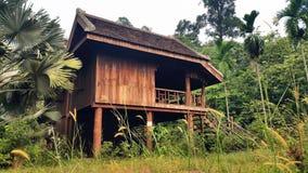 Abandoned Wooden House Stock Image
