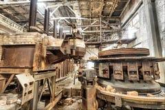 Abandoned workshop Royalty Free Stock Photography