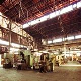 Abandonedold factory Stock Photo