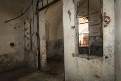 Abandonet-Gefängnis Stockfotografie