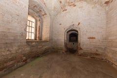 Abandonet-Gefängnis Stockfotos