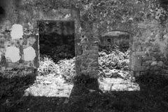 Abandonné à la maison Images libres de droits