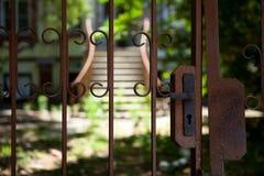 Abandonné à la maison Image stock