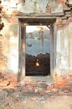 Abandonné antique et dégradée Photo libre de droits