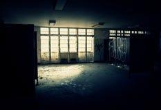 Abandonné construisant 13 Photographie stock libre de droits
