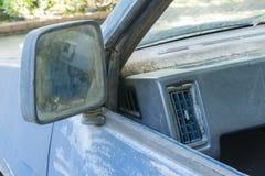 Abandonné prenez le camion Image libre de droits