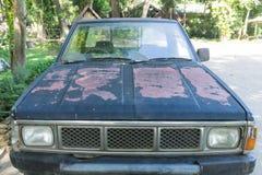 Abandonné prenez le camion Photo stock