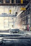 Abandonné sevrez l'usine unie - Youngstown, Ohio photos stock