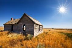 Abandonné à la maison Images stock