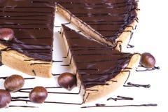 Abandonne le gâteau au goût âpre Photos libres de droits