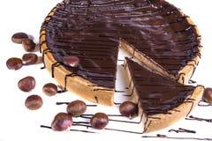 Abandonne le gâteau au goût âpre Photographie stock