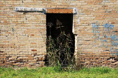 Abandonned Building Royalty Free Stock Image