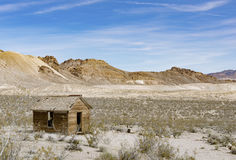 Abandonned hut Stock Images