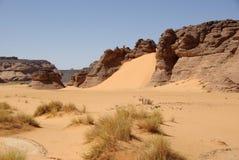 Abandonnez en Libye Photo libre de droits