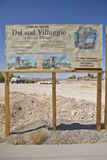 Abandonnez la construction de nouvelles maisons en Clark County, Las Vegas, nanovolt Image stock