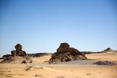 Abandonnez la dune Image stock