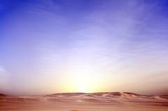 abandonnez le lever de soleil Photos stock