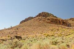 abandonnez le Nevada Images stock