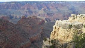 abandonnez le paysage dans les montagnes de Grand Canyon dans la région sauvage du Colorado Image libre de droits