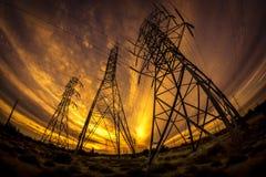 Abandonnez le paysage de montagne près de Phoenix, Scottsdale, AZ Photographie stock libre de droits