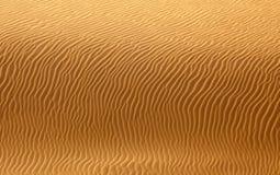 Abandonnez le sable Photographie stock