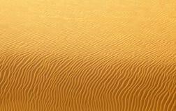 Abandonnez le sable Photographie stock libre de droits