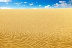 Abandonnez le sable Image stock