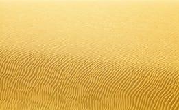 Abandonnez le sable Photos stock