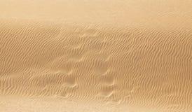 Abandonnez le sable Images stock