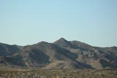 Abandonnez les montagnes Images libres de droits