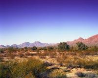 Abandonnez les montagnes Photographie stock libre de droits