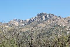 Abandonnez les montagnes Images stock