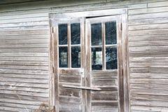 Abandono de Luisiana Foto de archivo libre de regalías