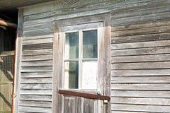 Abandono de Luisiana Imagenes de archivo