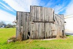 Abandono de Luisiana Imagen de archivo libre de regalías