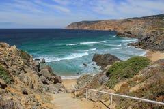 Abano de la playa Imagen de archivo libre de regalías