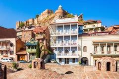 Abanotubani en Tbilisi Imagen de archivo libre de regalías