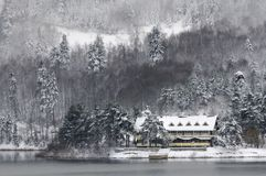 abant bolu jeziora indyk Zdjęcia Royalty Free