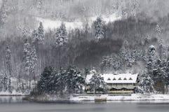 Abant See, Bolu - die Türkei Lizenzfreie Stockfotos